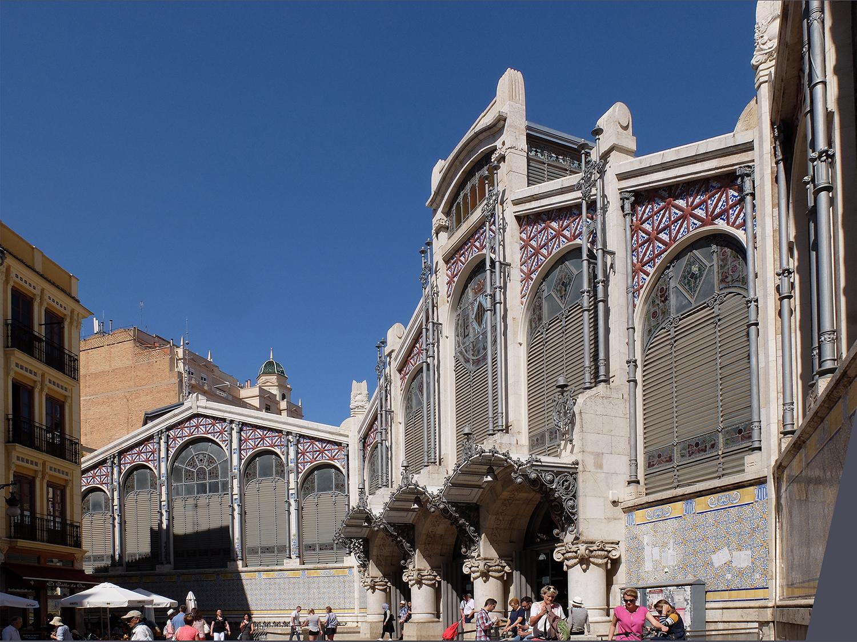 Valencia markthalle fotogruppe der vhs bad reichenhall for Architektur 2017